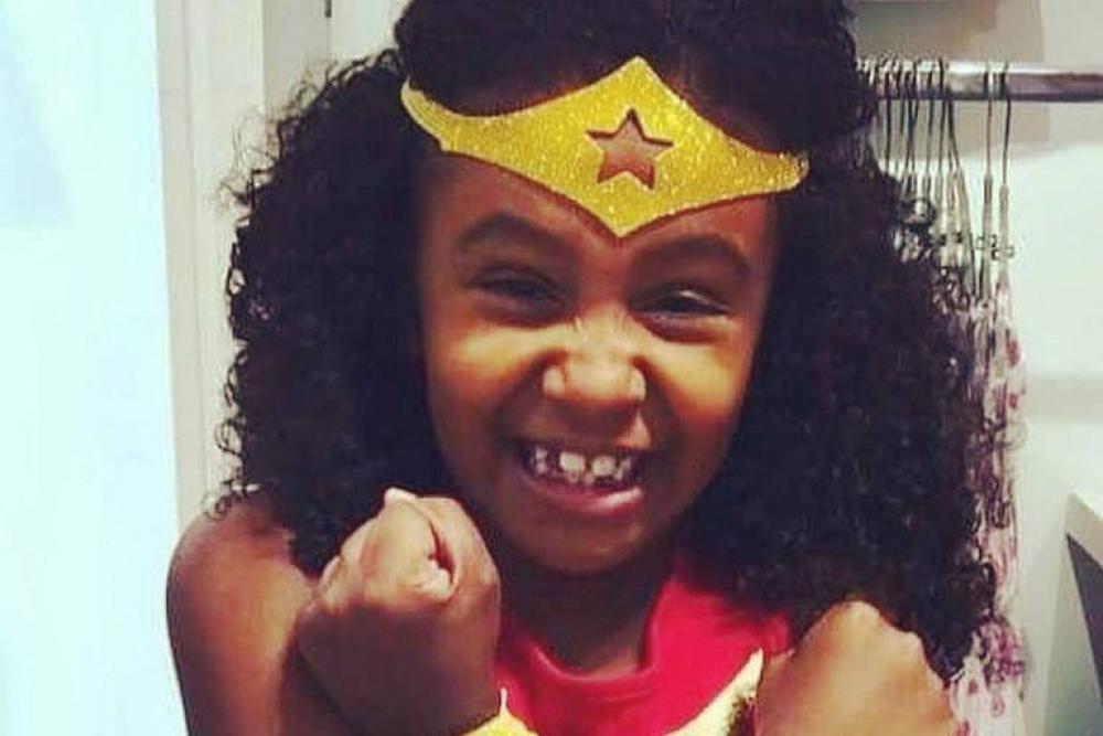 Ágatha Félix, de 8 anos, foi morta no dia 20 de setembro no Complexo do Alemão / Foto: Reprodução - Arquivo pessoal
