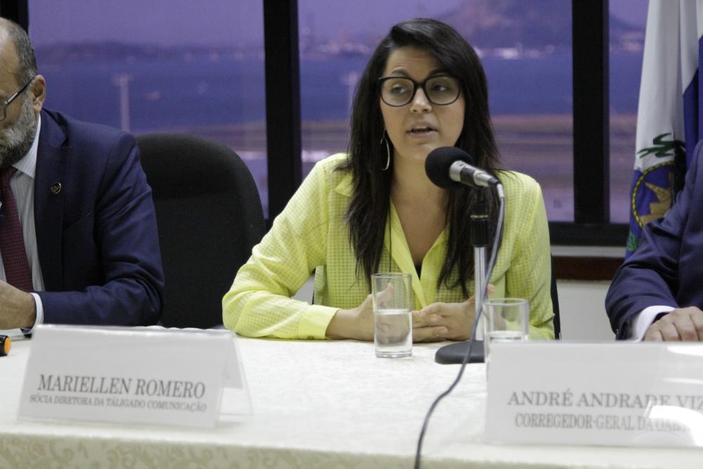Mariellen Romero / Foto: Lula Aparício