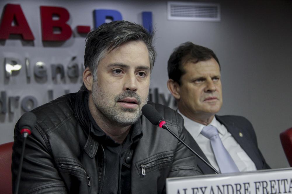 Alexandre Freitas / Foto: Bruno Marins