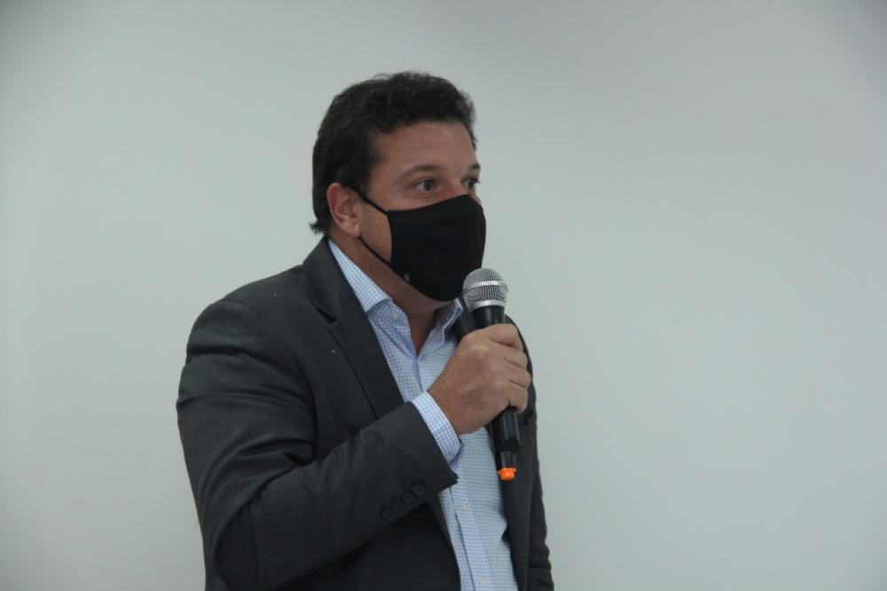 Alfredo Hilário, procurador-geral da OABRJ / Foto: Bruno Marins