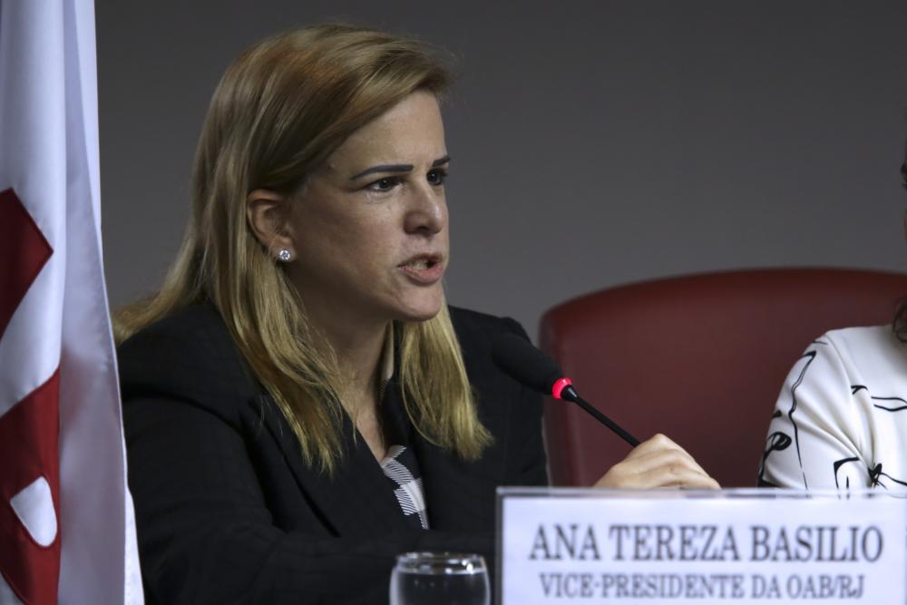Ana Tereza Basílio / Foto: Luciana Botelho