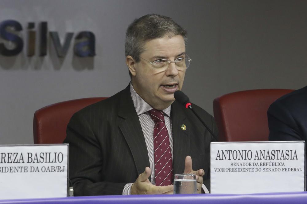 Antônio Anastasia / Foto: Lula Aparício