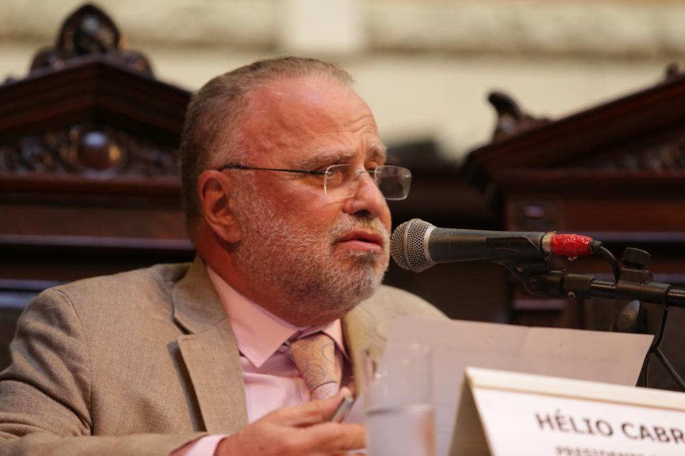 Hélio Cabral / Foto: Lula Aparício