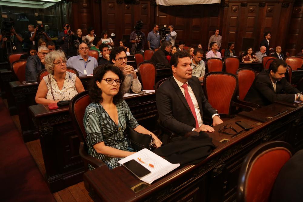 Isabella Franco Guerra e Alfredo Hilário / Foto: Lula Aparício