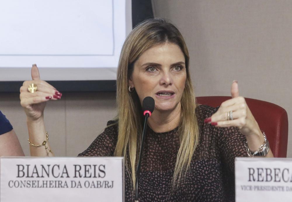 Bianca Reis / Foto: Lula Aparício