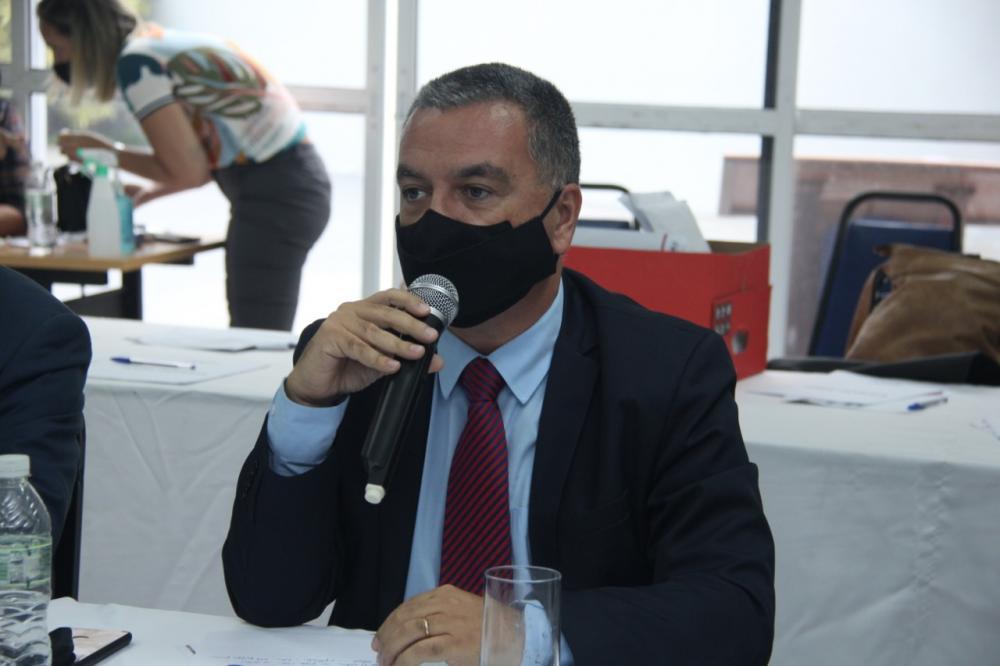 Carlos André Pedrazzi, assessor da Presidência da OABRJ / Foto: Bruno Marins