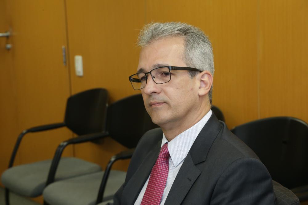 Carlos Henrique Carvalho, ouvidor da OABRJ / Foto: Lula Aparício