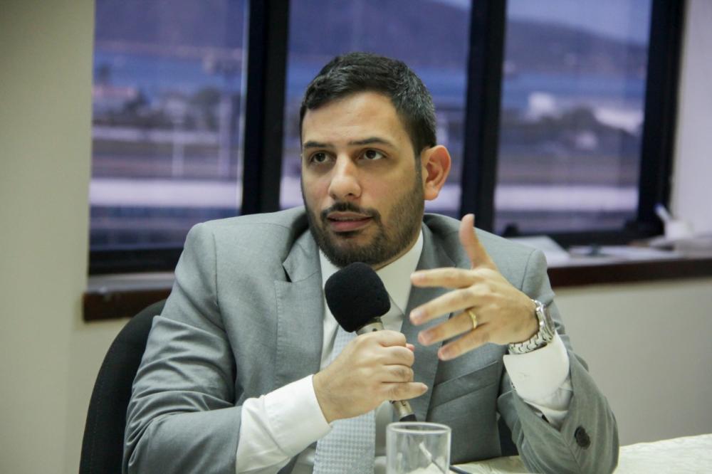 Carlos Alberto Lube Júnior / Foto: Bruno Marins