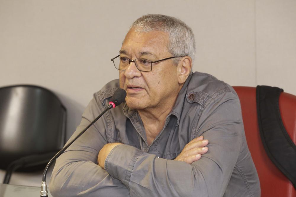 Cid Benjamin / Foto: Lula Aparício