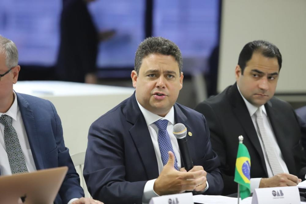 Felipe Santa Cruz / Foto: Eugênio Novaes