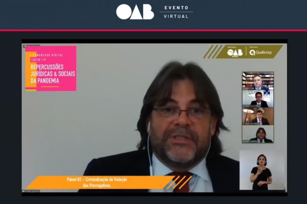 Álvaro Quintão, secretário-geral da OABRJ