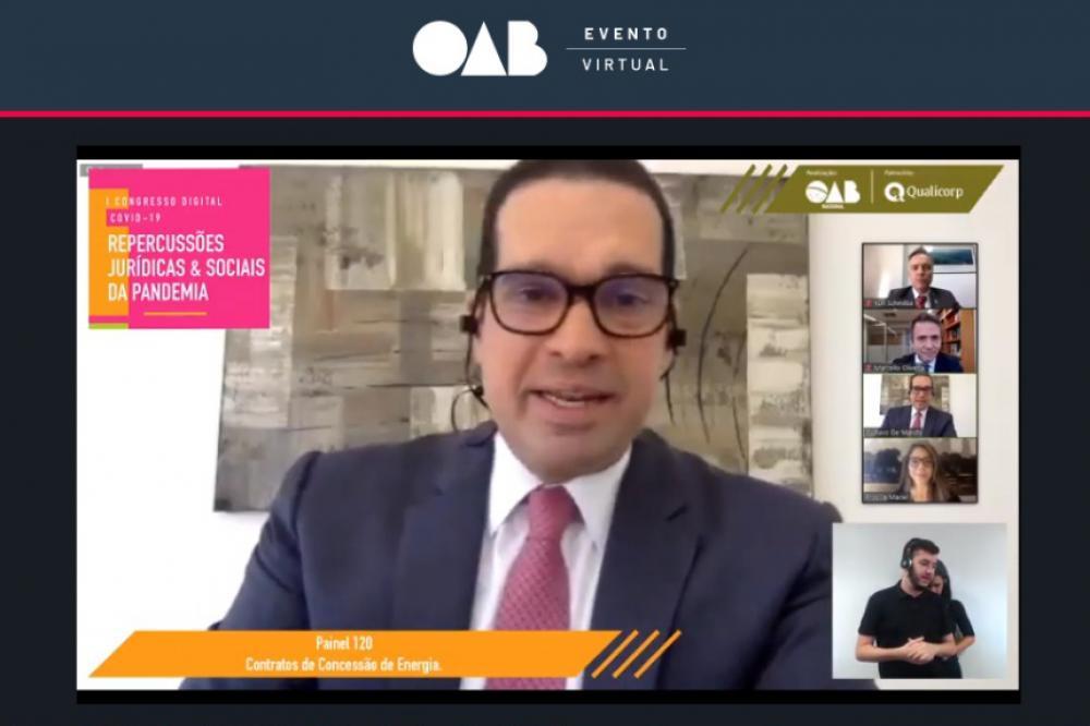 Gustavo de Marchi e Silva, presidente da Comissão Especial de Energia da OAB Nacional