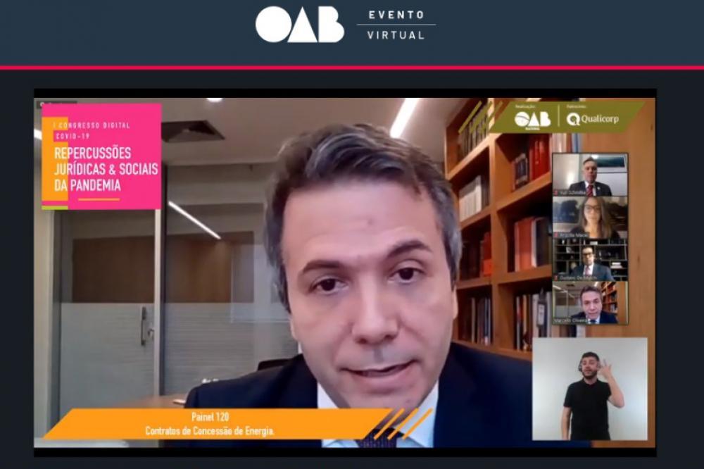Marcello Oliveira, tesoureiro da OABRJ