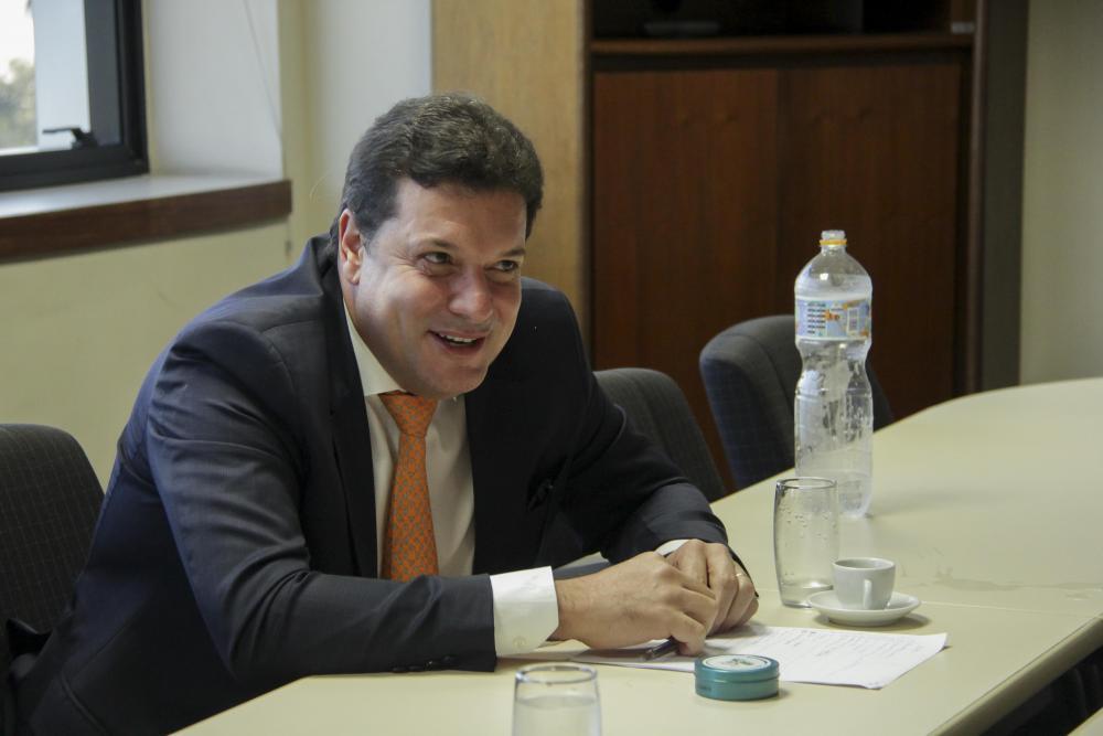 Alfredo Hilário / Foto: Bruno Marins