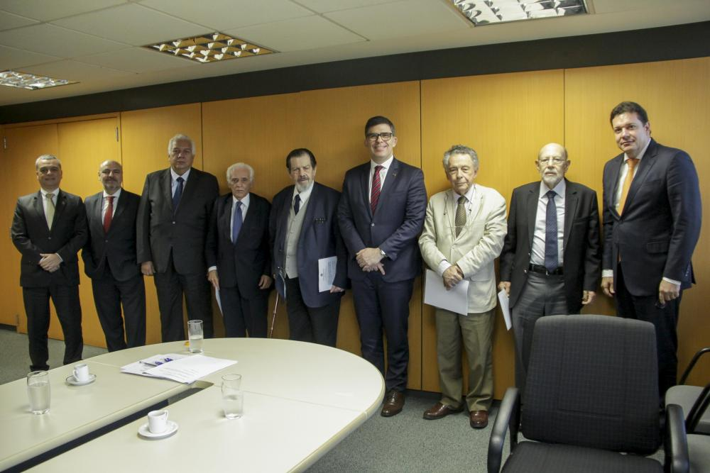 Sergio Fisher era um dos integrantes do Conselho Consultivo da OABRJ / Foto: Bruno Marins