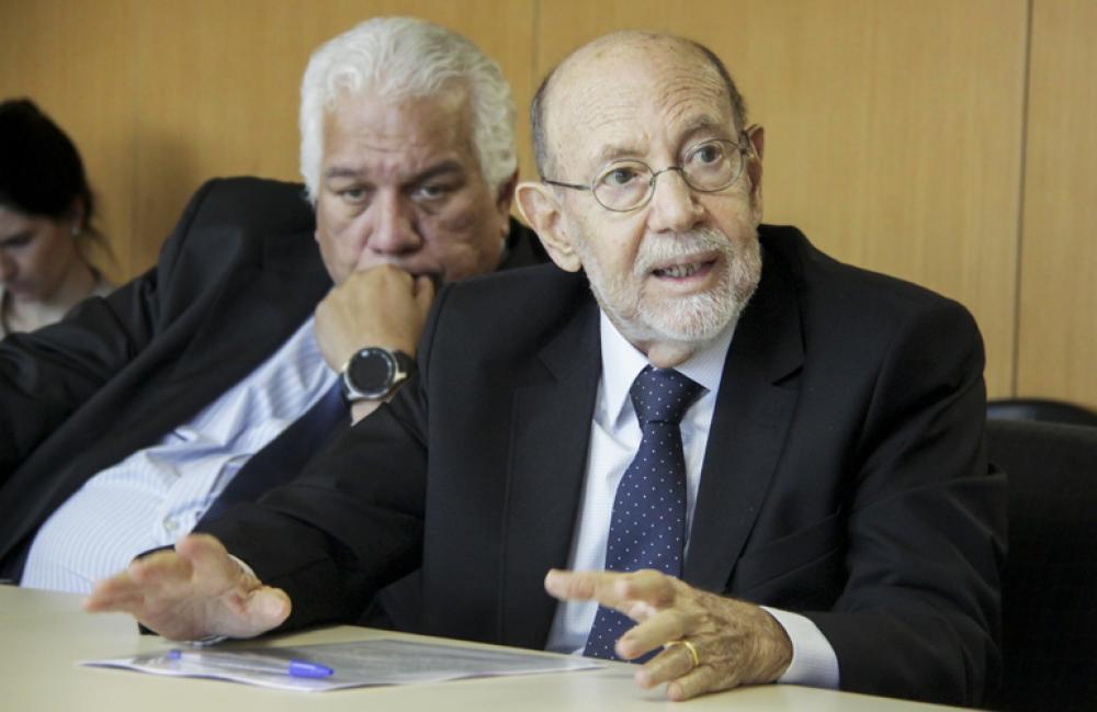 Mesmo fora da diretoria, Fisher sempre se manteve atuante nos assuntos da OABRJ / Foto: Lula Aparício