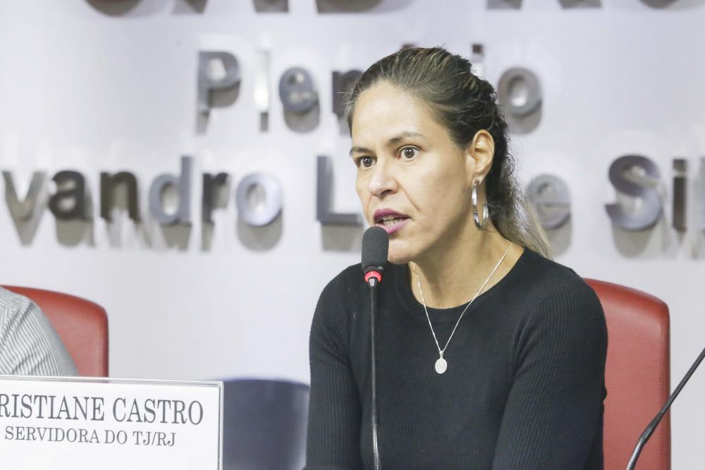 Cristiane Castro / Foto: Lula Aparício
