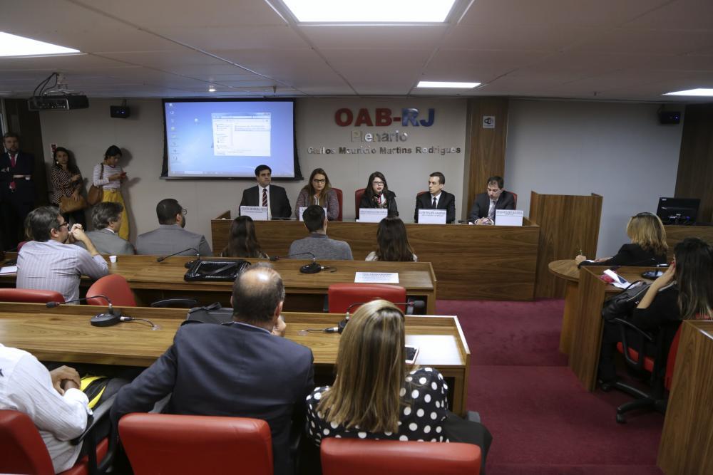 A ideia é promover a interação constante entre a Ordem e a advocacia / Foto: Luciana Botelho