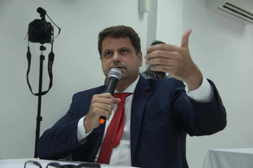 Eduardo Souza, presidente da Subseção de Maricá / Foto: Bruno Marins
