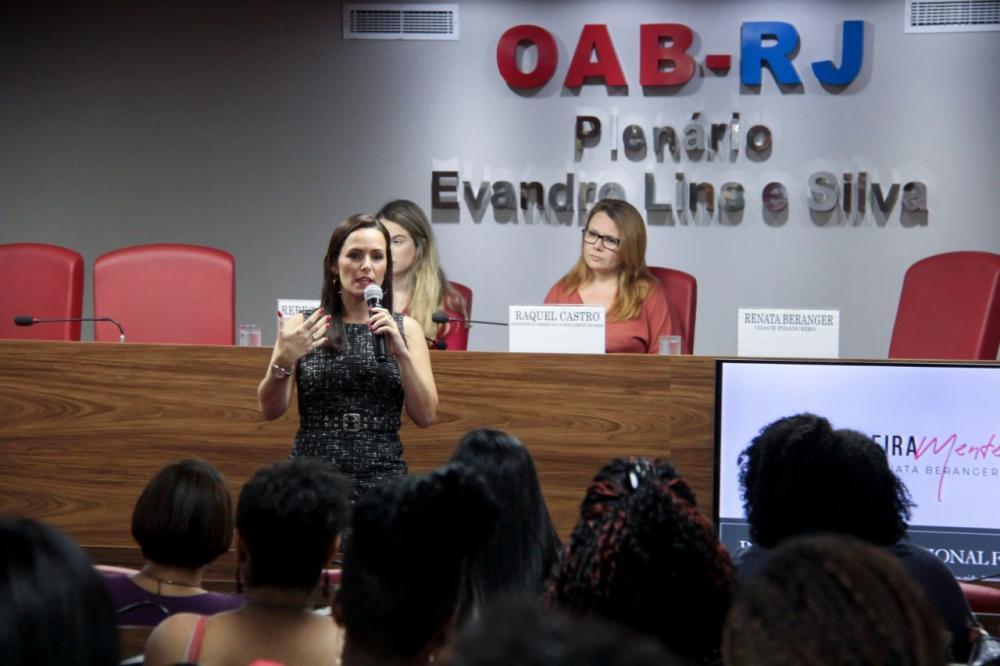 Renata Beranger / Foto: Bruno Marins