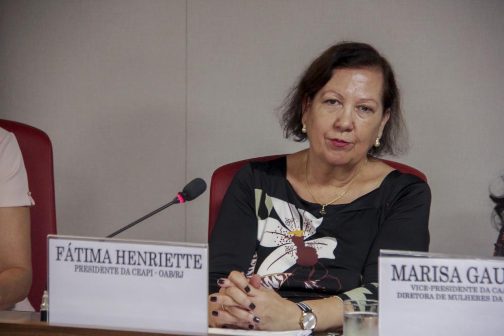 Fátima Henriette / Foto: Bruno Marins