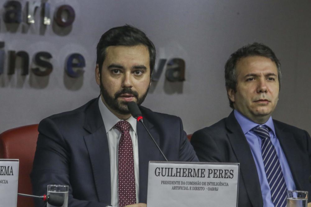 Guilherme Peres /  Foto: Lula Aparício