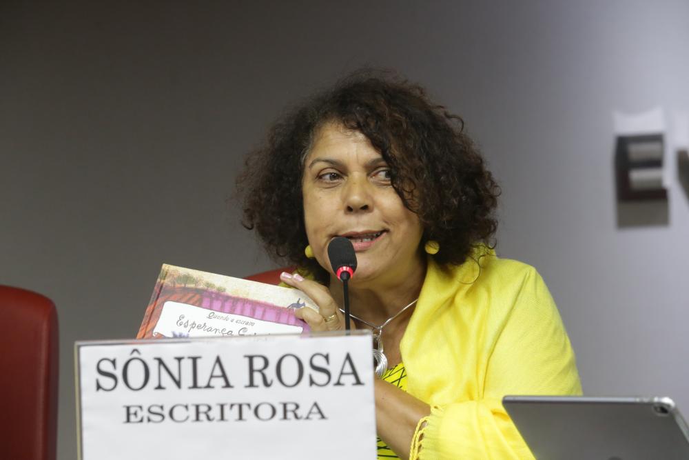 Sônia Rosa / Foto: Lula Aparício