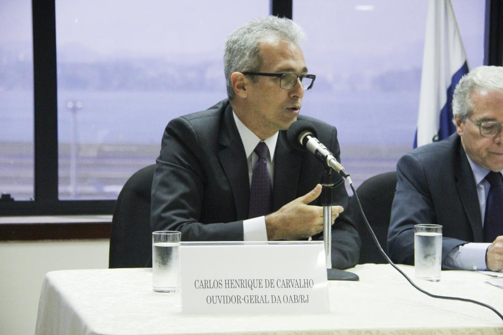 Carlos Henrique de Carvalho / Foto: Lula Aparício