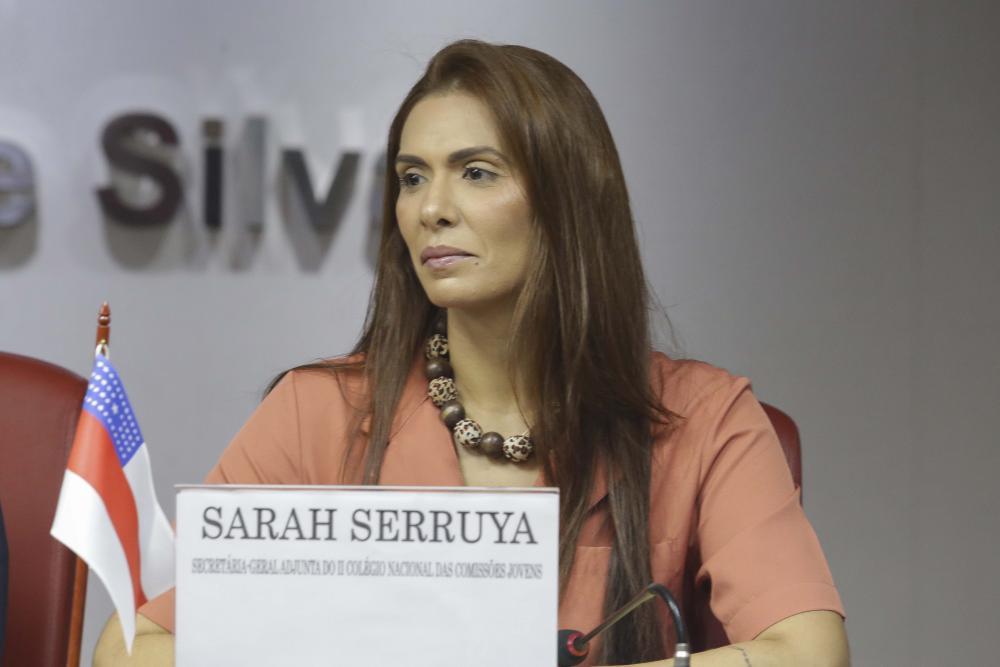 Sarah Serruya / Foto: Lula Aparício