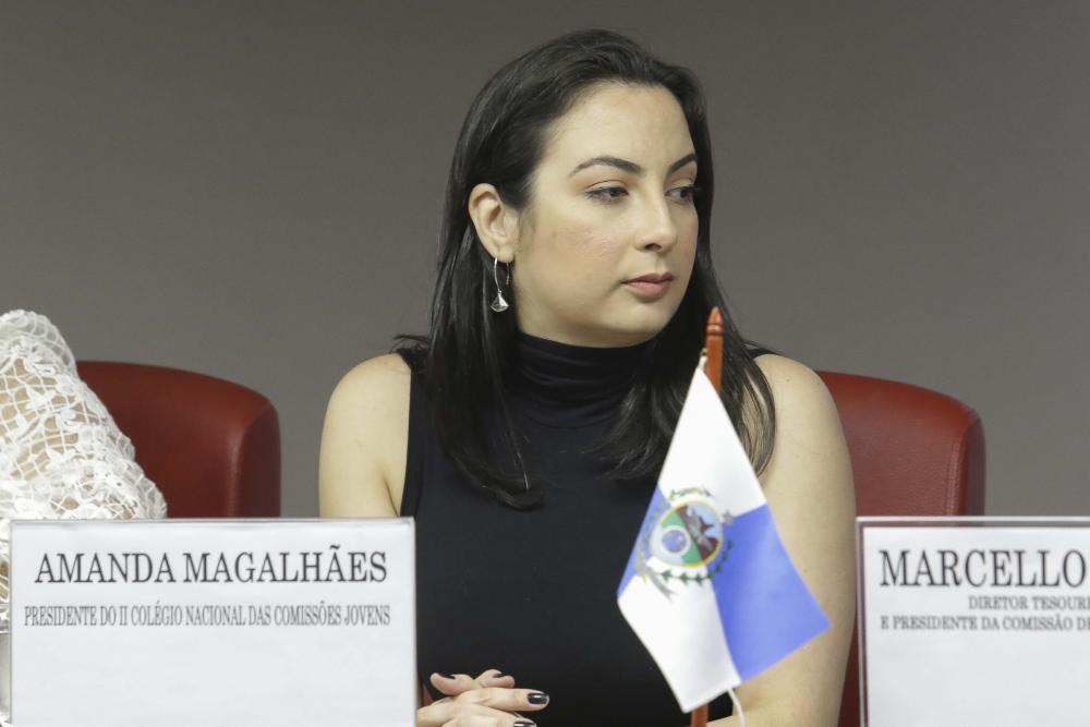 Amanda Magalhães / Foto: Lula Aparício