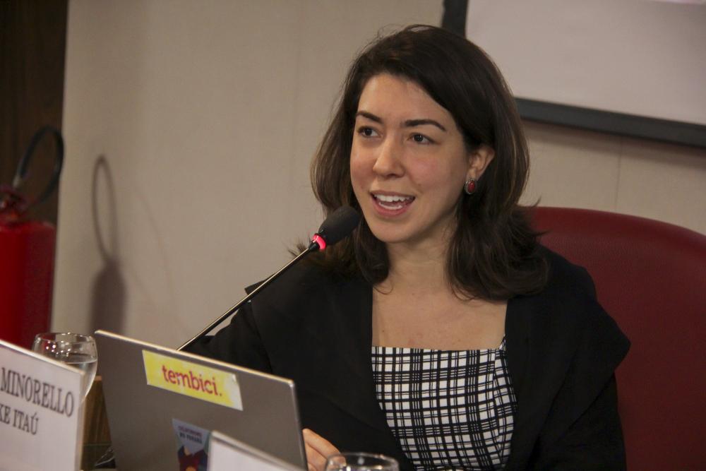 Juliana Minorello / Foto: Bruno Marins