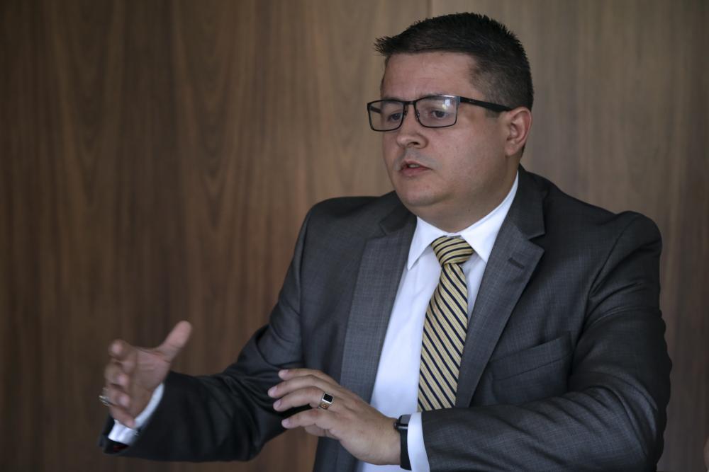 Walter Lima Sales de Santana / Foto: Luciana Botelho