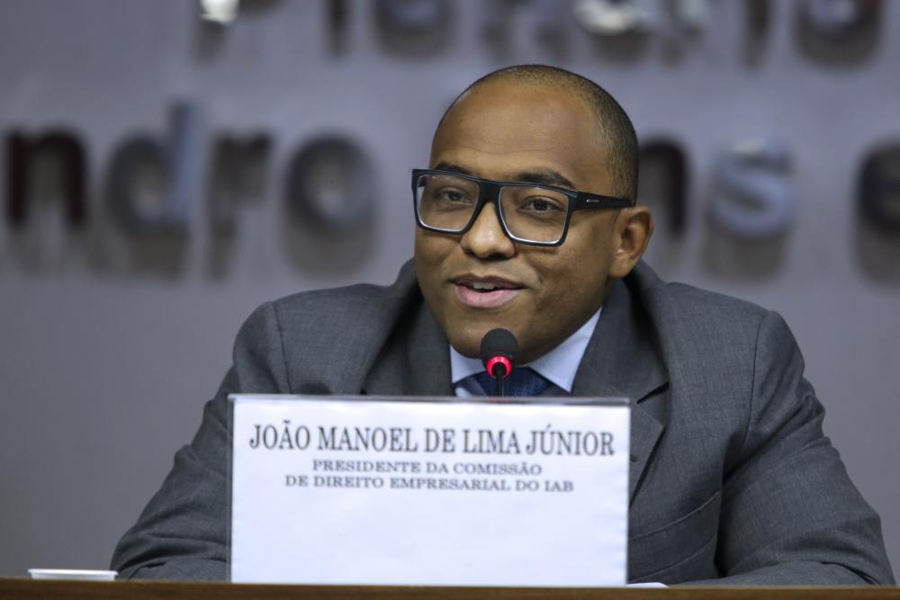 João Manuel de Lima Júnior / Foto: Luciana Botelho