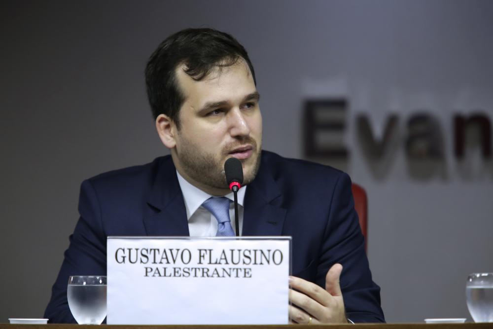 Gustavo Flausino / Foto: Luciana Botelho