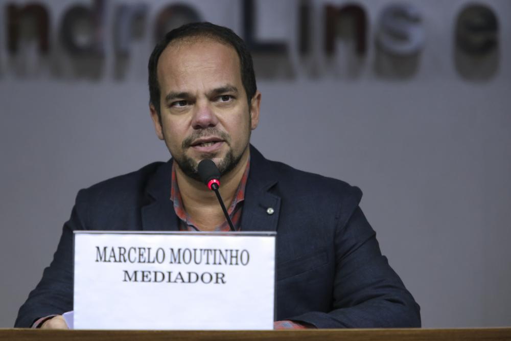 Marcelo Moutinho  / Foto: Luciana Botelho