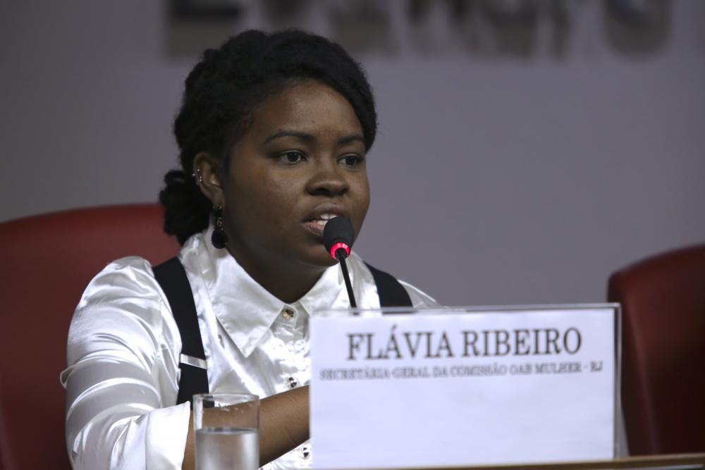 Flávia Ribeiro / Foto: Luciana Botelho