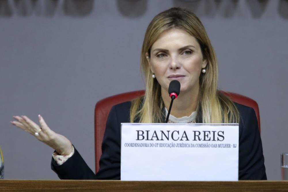 Bianca Reis / Foto: Luciana Botelho