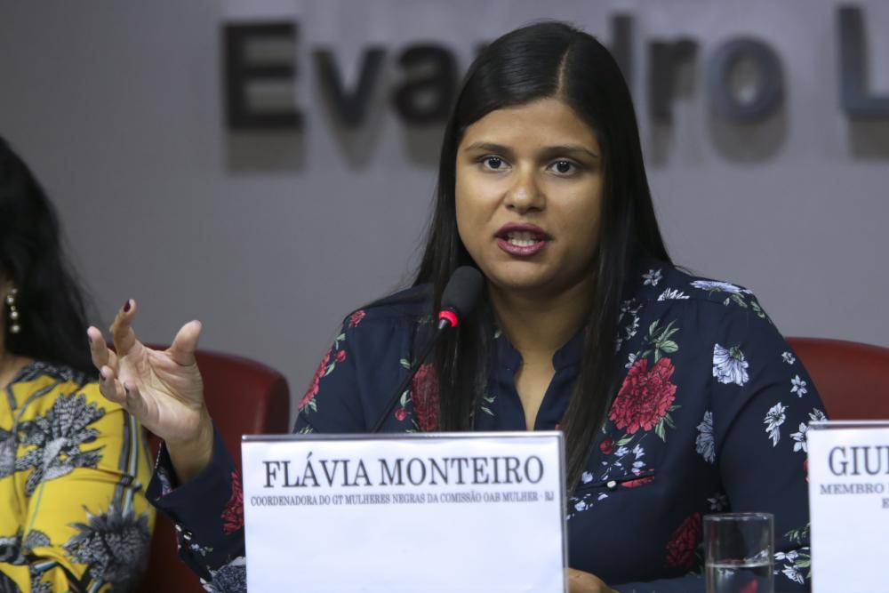 Flávia Monteiro / Foto: Luciana Botelho