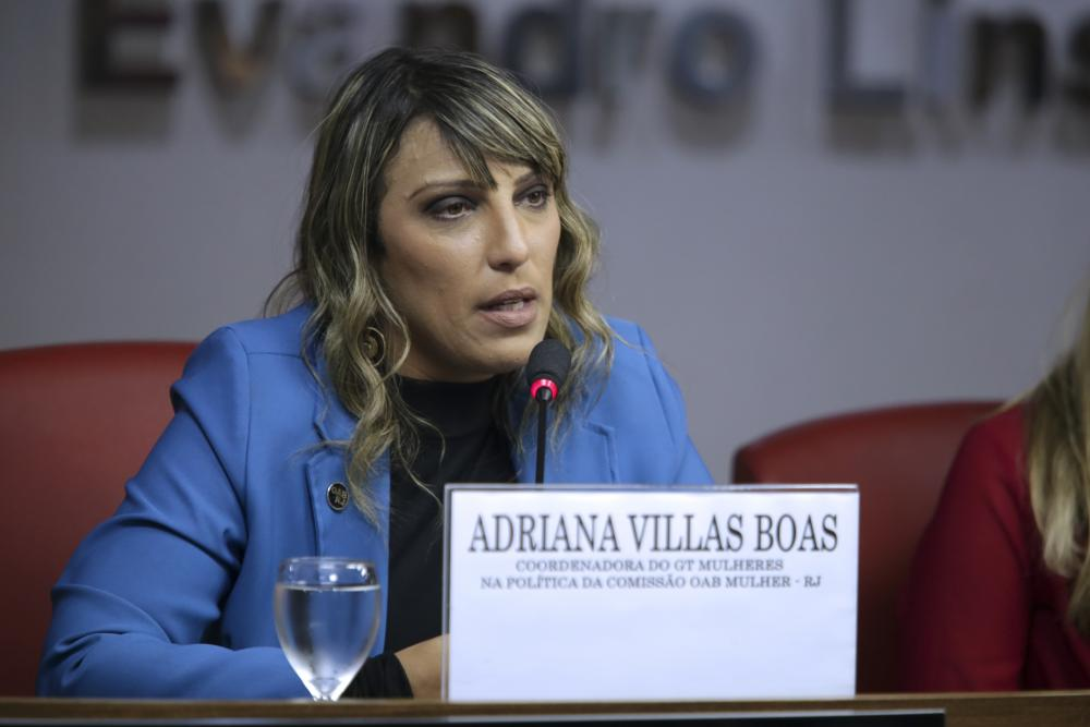 Adriana Villas Boas / Foto: Luciana Botelho