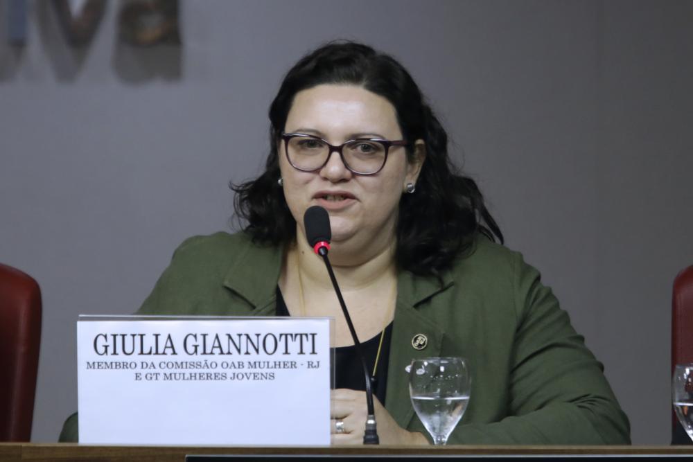 Giuliana Giannotti / Foto: Luciana Botelho