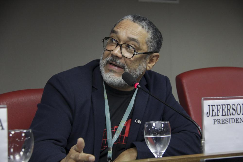 Jeferson Salazar / Foto: Bruno Marins