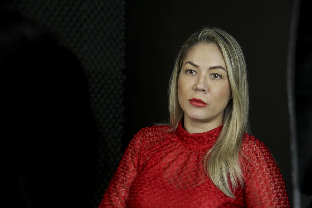 Maria Luciana Pereira de Souza / Foto: Bruno Marins