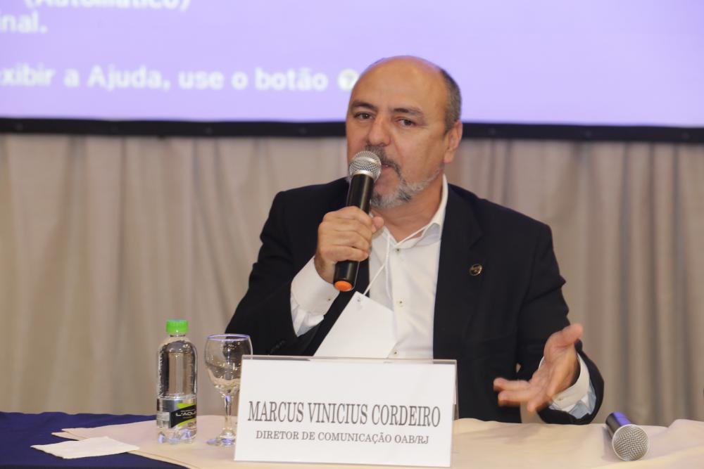 Marcus Vinicius Cordeiro / Foto: Lula Aparício