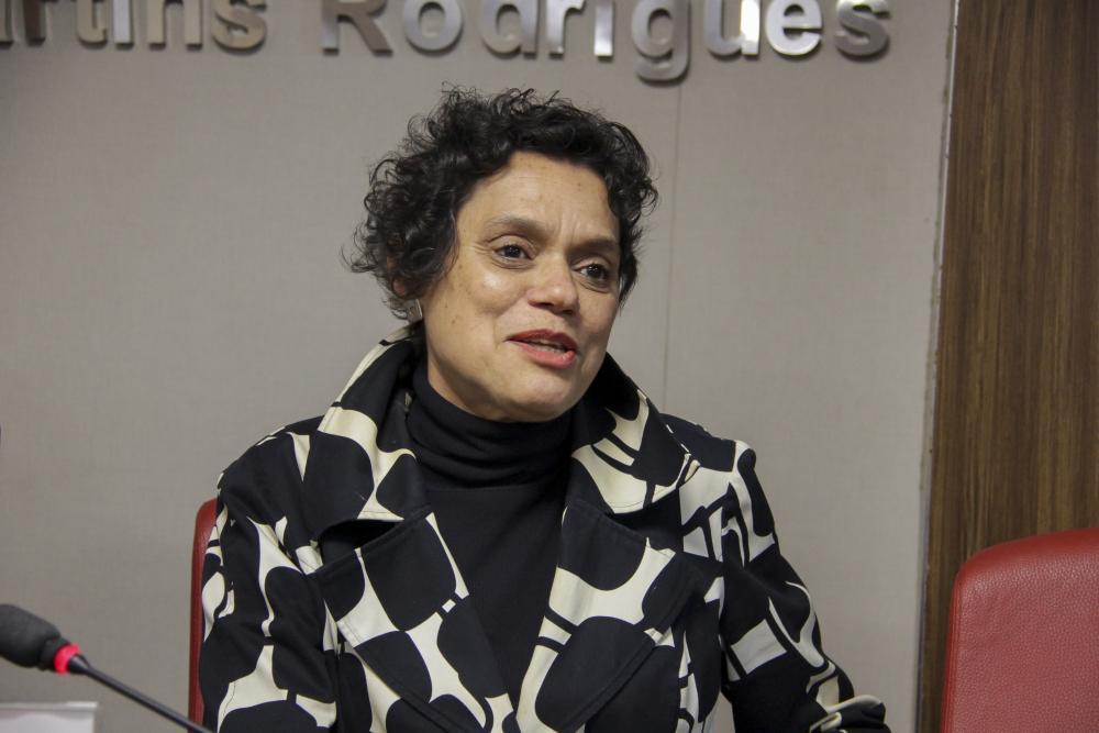 Jacqueline de Oliveira Muniz / Foto: Bruno Marins