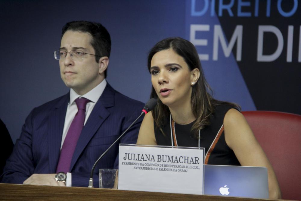 Juliana Bumachar / Foto: Bruno Marins