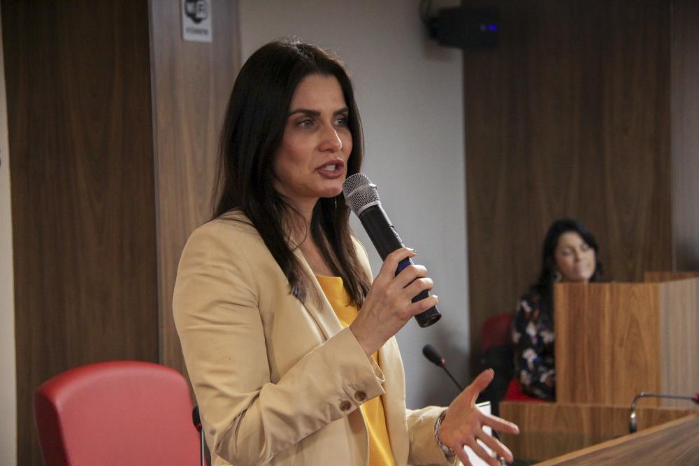 Lisandra Thomé / Foto: Bruno Marins