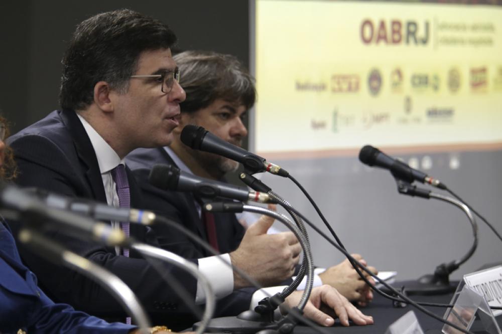 Luciano Bandeira e Álvaro Quintão / Foto: Luciana Botelho