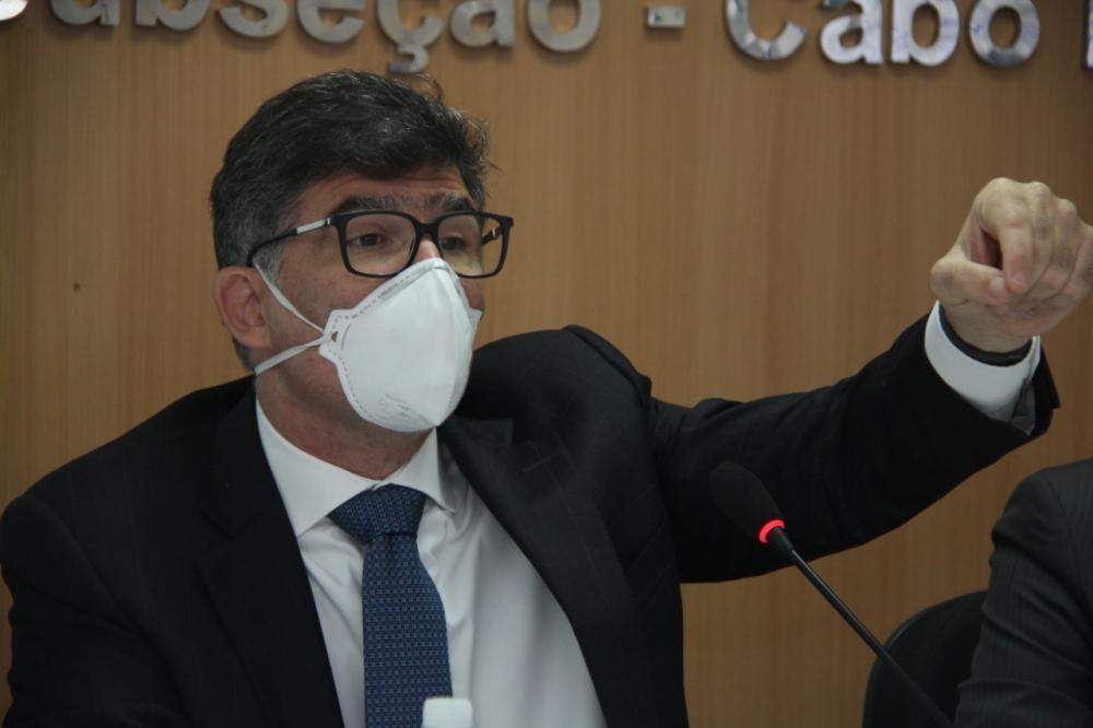 Presidente da OABRJ, Luciano Bandeira / Foto: Bruno Marins