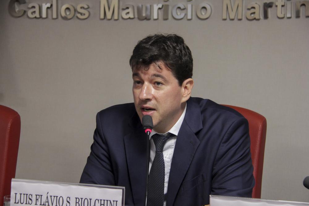Luis Flávio Souza Biolchini / Foto: Bruno Marins