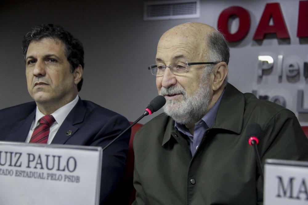 Luiz Paulo / Foto: Bruno Marins